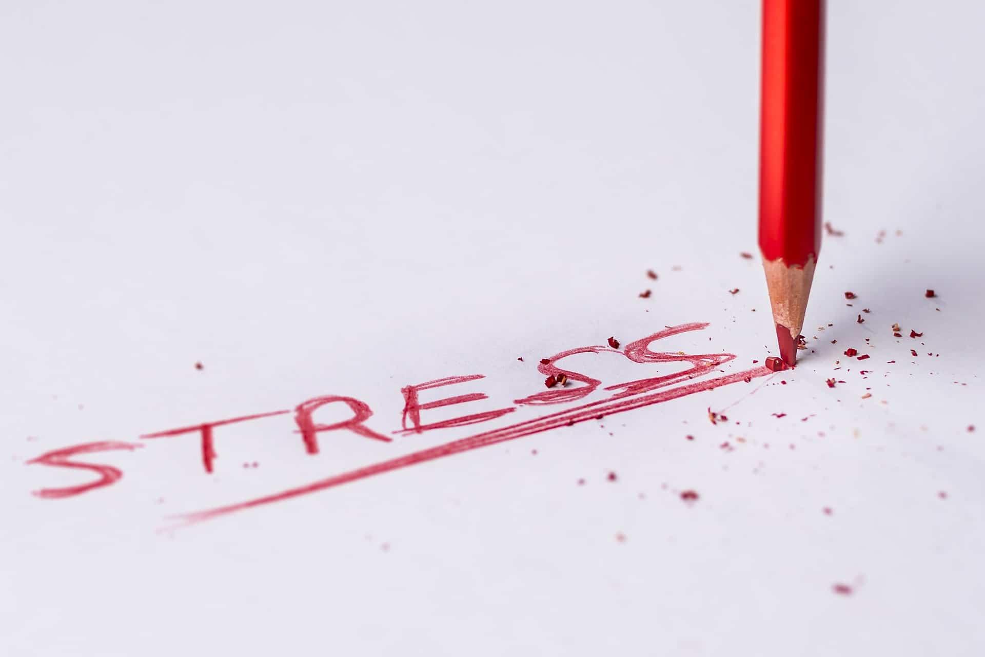 lápis-stress